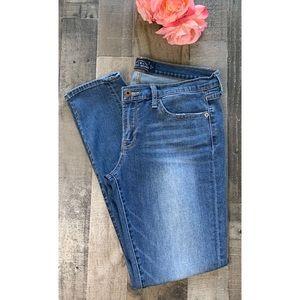 LUCKY BRAND Charlie Skinny Stretch Jeans 12/31
